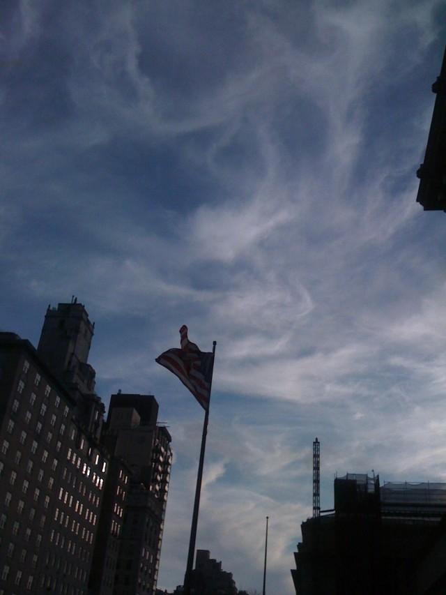 New York Sky 20120124